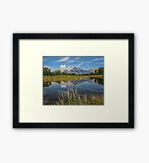 Grand Teton National Park - Wyoming Framed Print