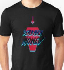 Dead Man Money Logo Unisex T-Shirt