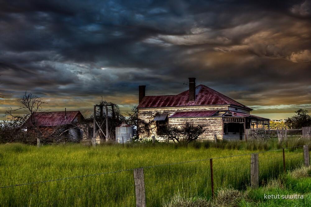 farm house by ketut suwitra