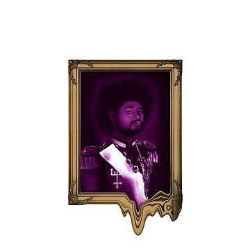 Danny Brown Purple by Jetblackbob
