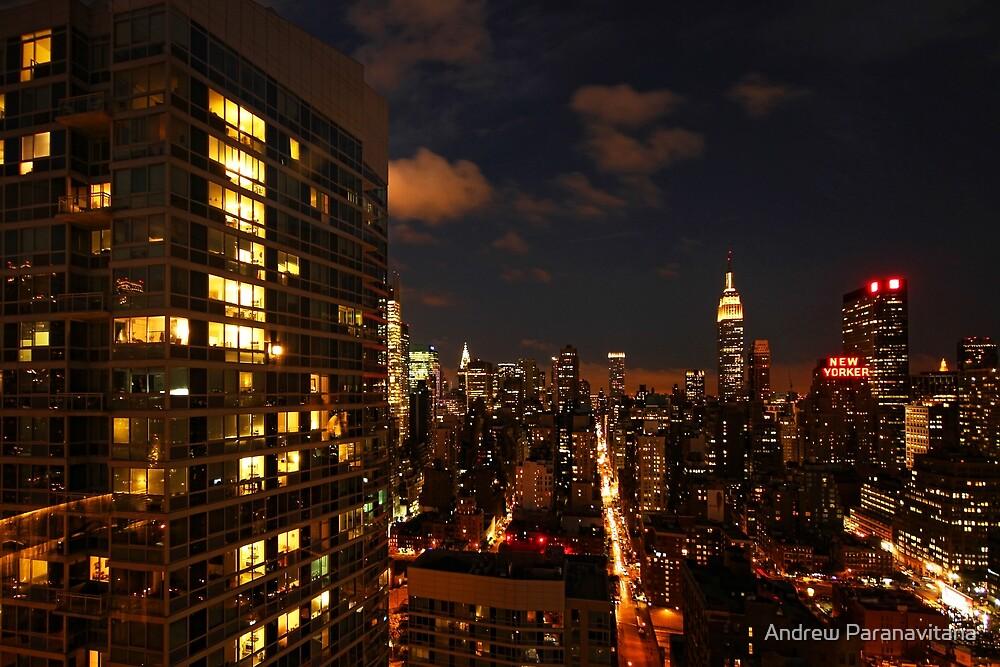 City Living by Andrew Paranavitana