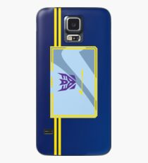 Soundwave Case/Skin for Samsung Galaxy