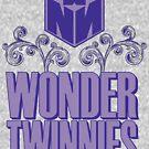 TWINNIES - Wonder Twinnies Shirt by PakuPakuMedia