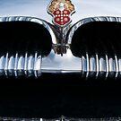1953 Packard Convertible by Antoine de Paauw