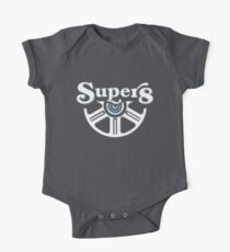 Tribute to Super 8 Cameras Kids Clothes