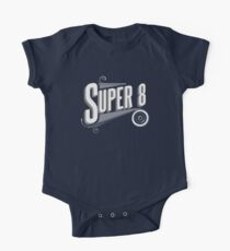 Retro Super 8 Tribute  Kids Clothes