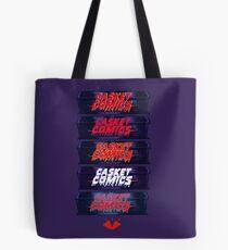 Caskets Comics Logo Tote Bag