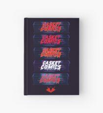 Caskets Comics Logo Hardcover Journal
