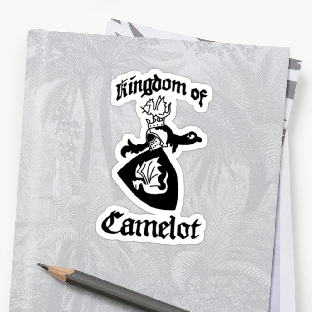 Camelot Crest by BethXP