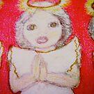 xmas angel by MardiGCalero