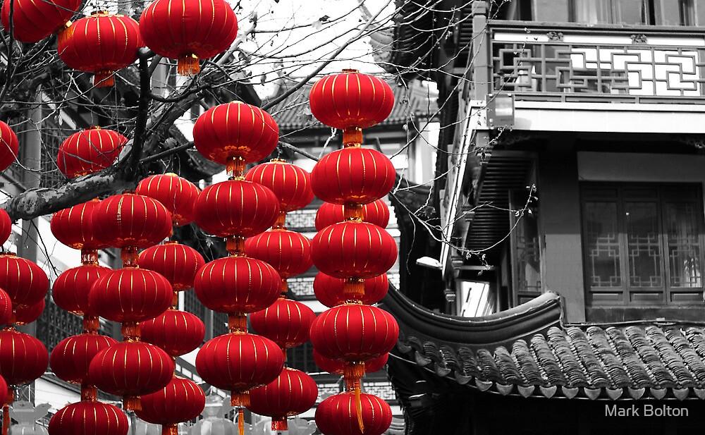 Lanterns by Mark Bolton