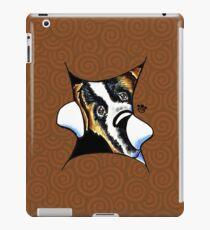 My Inner Saint Bernard iPad Case/Skin