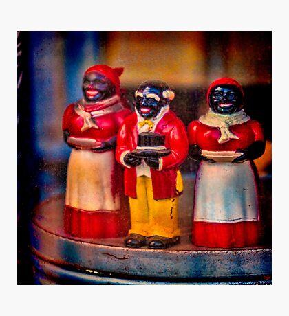 Shop Window Trio Photographic Print