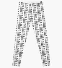 221B - Sherlock Leggings