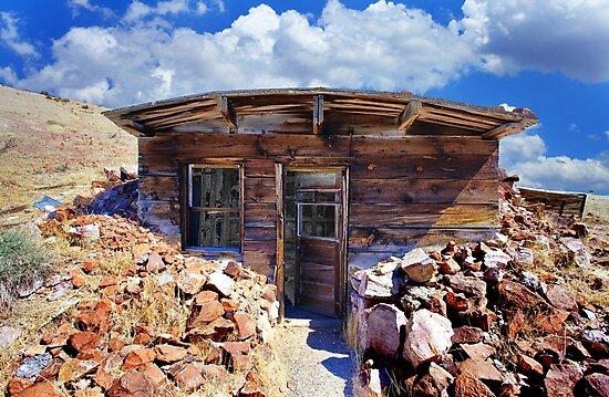 Ore Sample Storage Cabin by SB  Sullivan