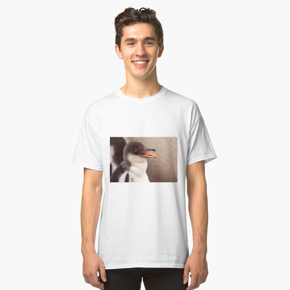 Gentoo Penguin Chick Classic T-Shirt