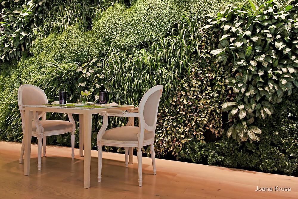 green lounge by Joana Kruse