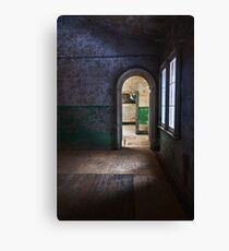 Chaplain's Murals Canvas Print