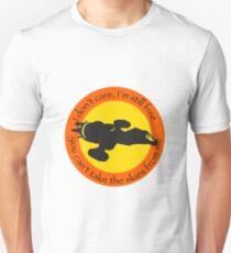 Free Skies (Full Front) T-Shirt