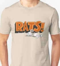 Interjection - Rats! Unisex T-Shirt