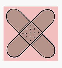 Band-Aid Photographic Print