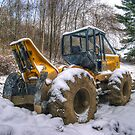 Cable Skidder Revisited January 2007 by Aaron Campbell
