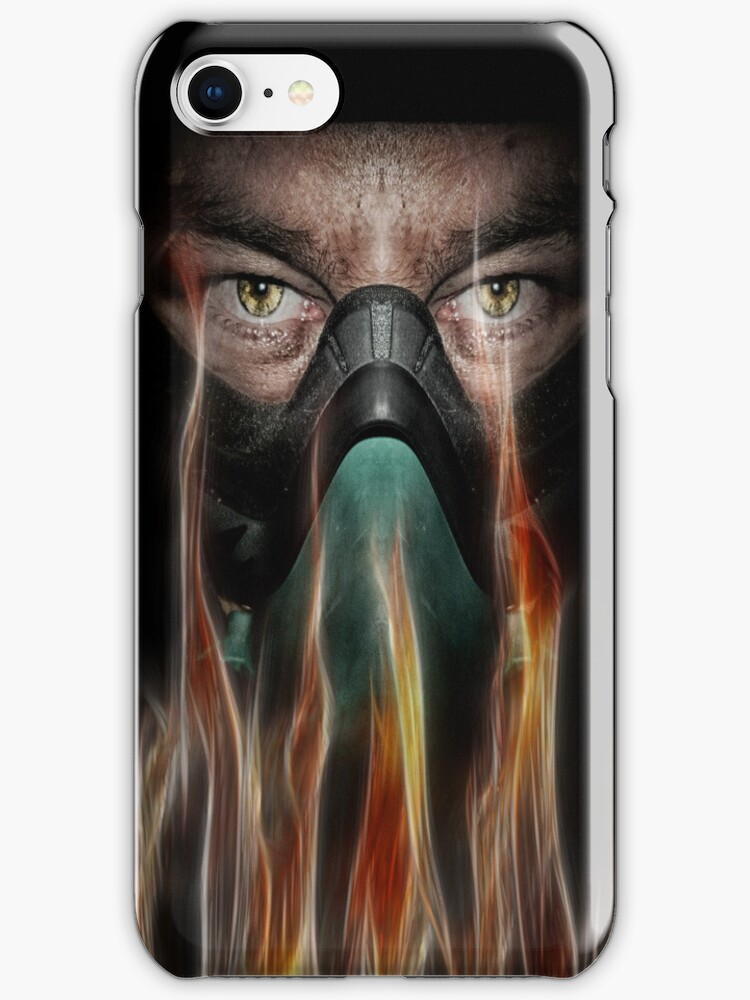 THE TROOPER - Iphone Case by Rob  Toombs