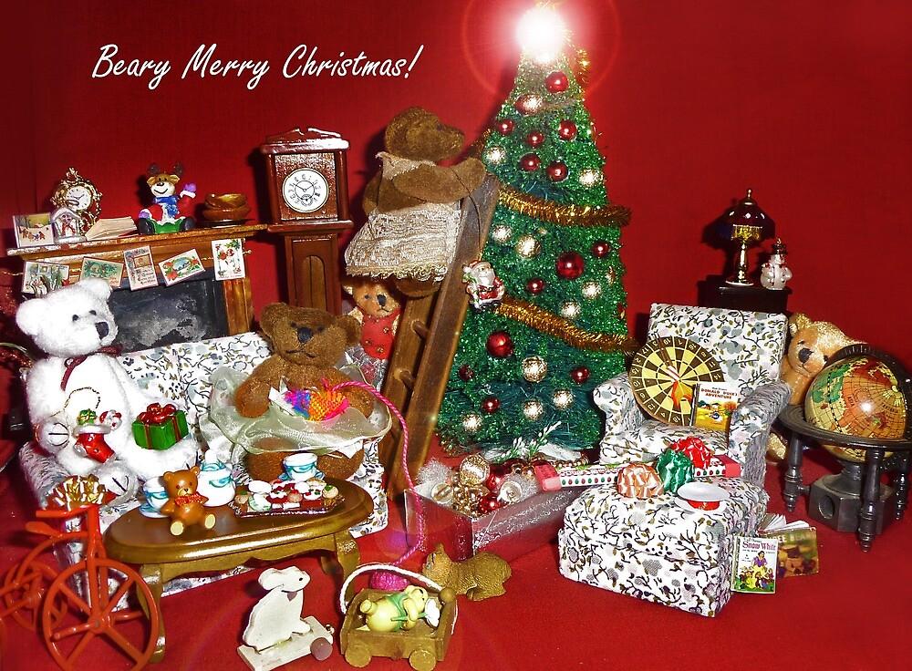Christmas Eve in the Burrow by Nadya Johnson
