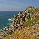 Along the South West Coast Path - I by Kat Simmons