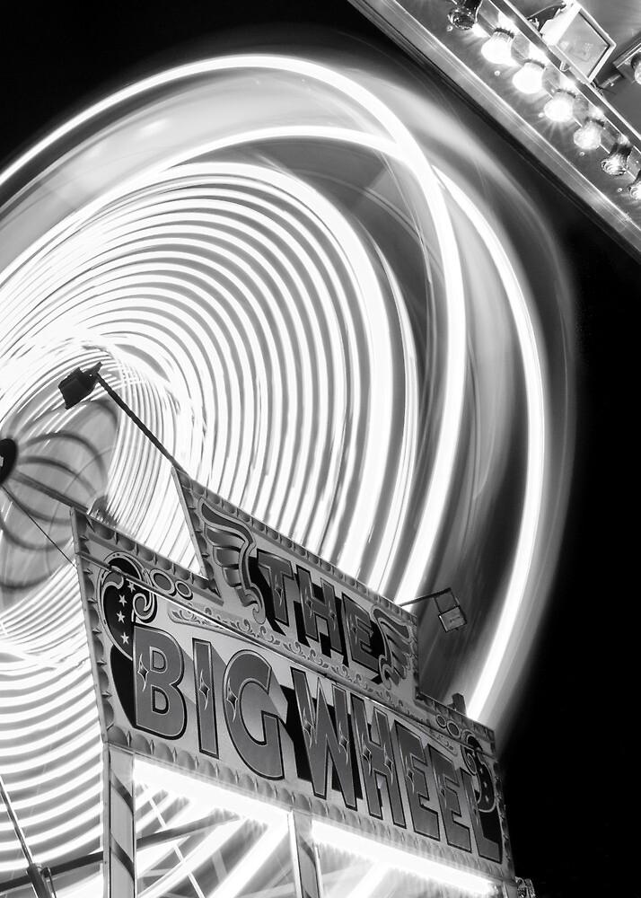 The Big Wheel by John Burtoft