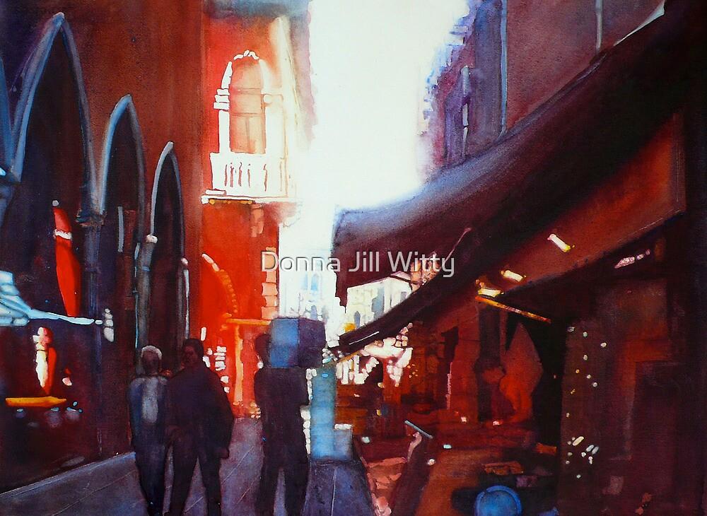 Rialto Market by Donna Jill Witty