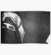 1987 - veiled Poster