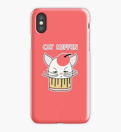 Cat Muffin iPhone Case