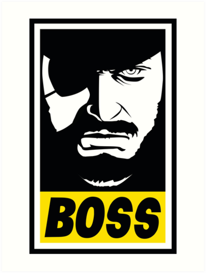 Obey the Boss by TyCart