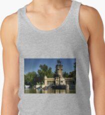 Camiseta de tirantes Monumento en el Parque del Buen Retiro