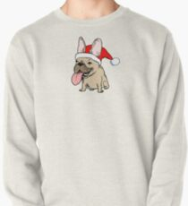 Frenchie Clause French Bulldog T-Shirt