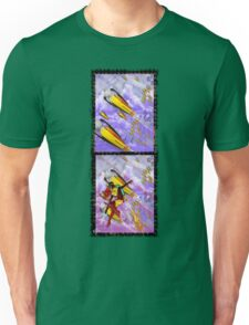 space ship invasion - jetpack squadron Unisex T-Shirt