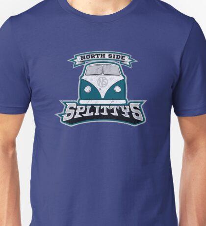 North Side Splittys - Volkswagen Tee Shirt T-Shirt
