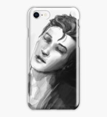 Nathan in the Dark room  iPhone Case/Skin