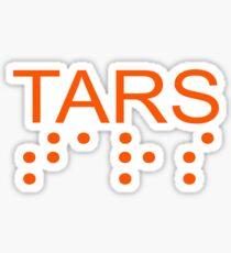 TARS Logo Sticker