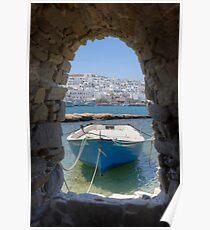 Paros - Greece Poster