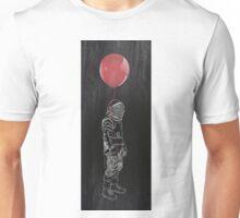 Balloon Astronaut Unisex T-Shirt