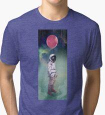 Red Balloon Tri-blend T-Shirt
