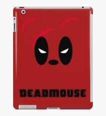 Deadmouse - parody iPad Case/Skin