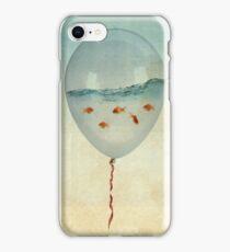 balloon fish iPhone Case/Skin