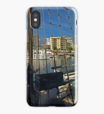Ross Creek from Reef HQ - Townsville iPhone Case