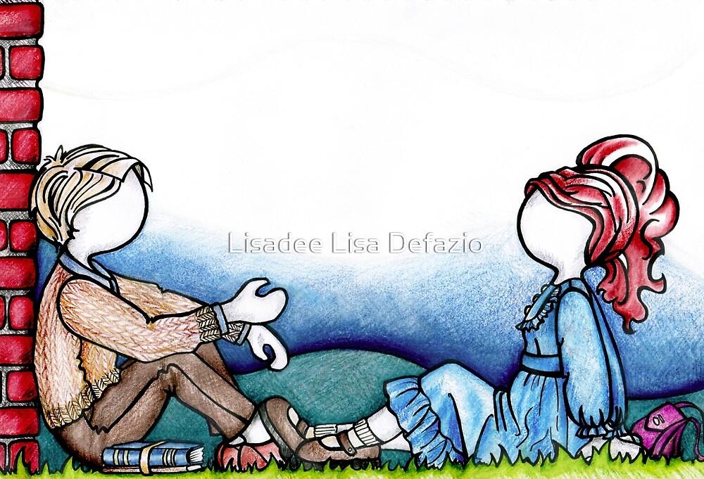 It Begins... by Lisadee Lisa Defazio