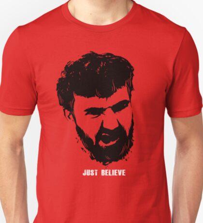 Just Believe - a random t-shirt with my boyfriend's face T-Shirt