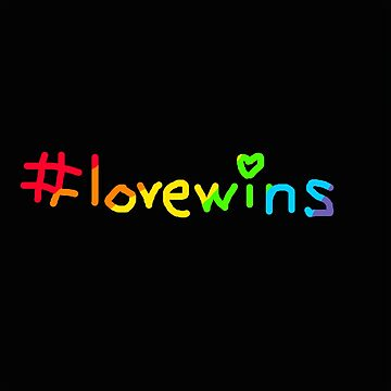 #lovewins by Irrelephante