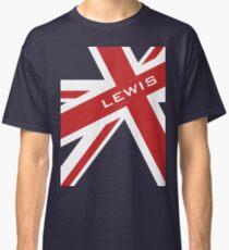Lewis Hamilton - Union Jack Classic T-Shirt